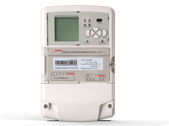 AMR AMI Smart Metering Data Concentrator