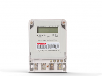 Single Phase Electronic kWh Meter