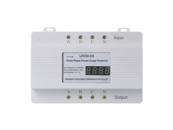 Three Phase Power Supply Surge Protector